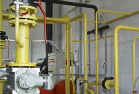 Системы<br>газоснабжения